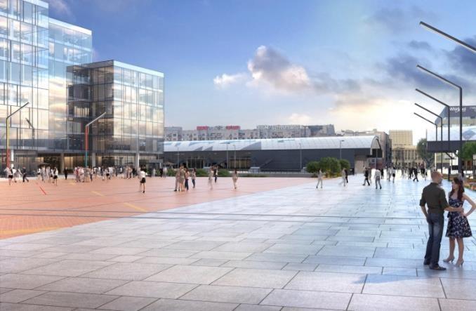 Łódź: W lutym początek budowy podziemnej ulicy