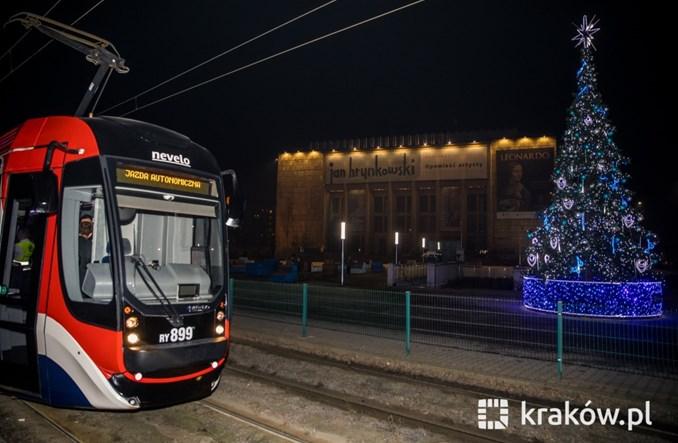 Kraków: Newag z autonomicznym tramwajem Nevelo