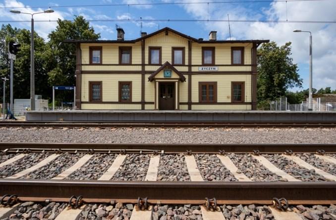 PKP SA przygotowują remont dworca w Życzynie