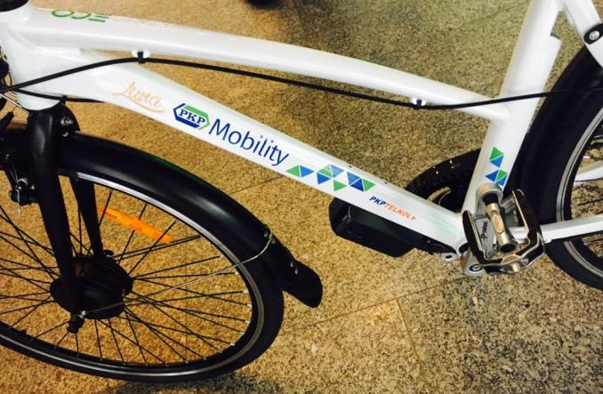Kolej uruchamia PKP Mobility