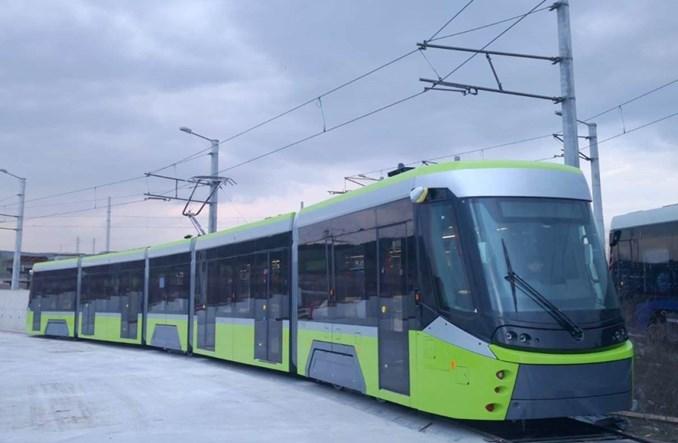 Pierwszy turecki tramwaj wyruszył do Olsztyna