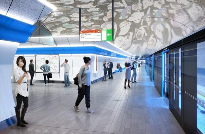 Praga przygotowuje się do budowy czwartej linii metra (D)