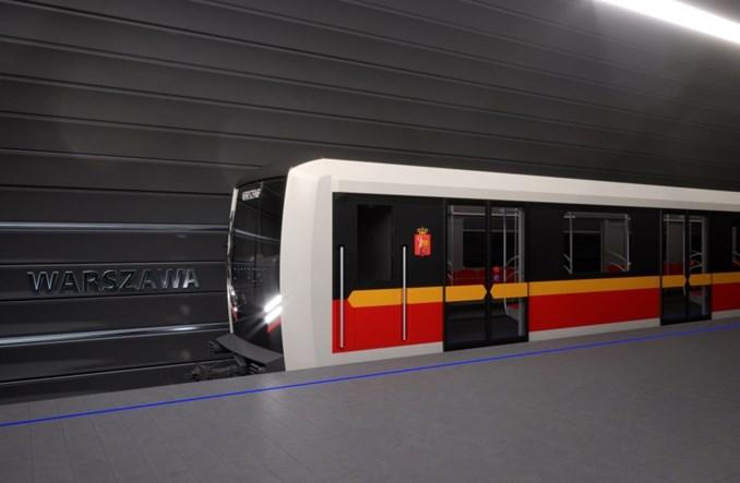 Metro: Prawie 400 mln zł wsparcia na zakup pociągów