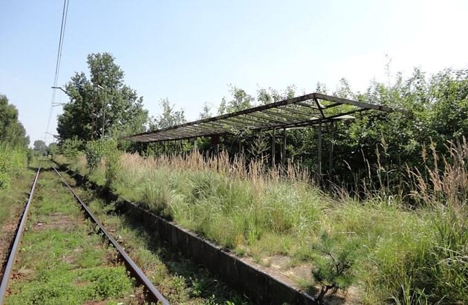 Śląskie: Nieczynny przystanek kolejowy Wyry będzie przeniesiony