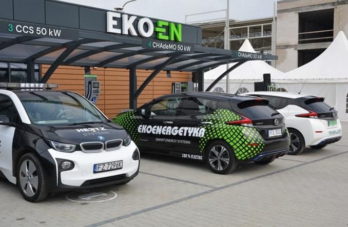 Ekoenergetyka otwiera Ekoen. Nowe podejście do ładowania pojazdów EV [zdjęcia]