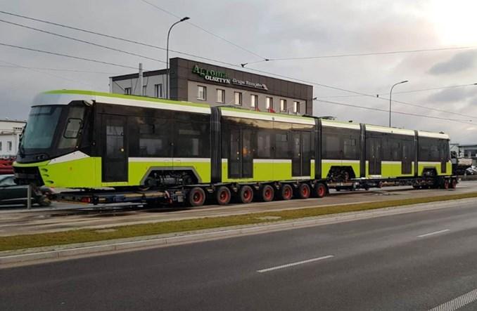 Turecki tramwaj już w Olsztynie