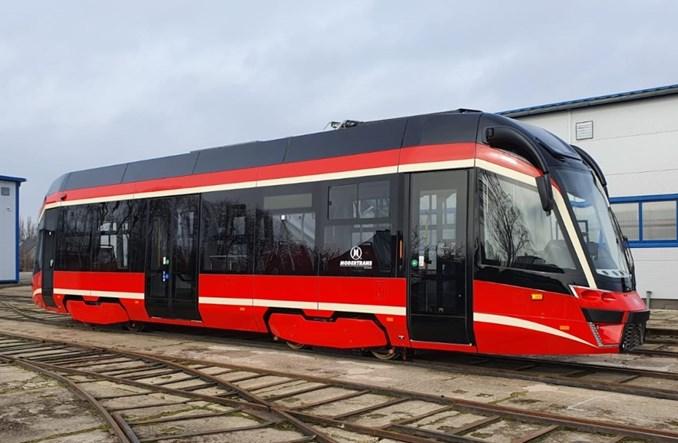 Nowy Moderus dla Tramwajów Śląskich gotowy [zdjęcia]