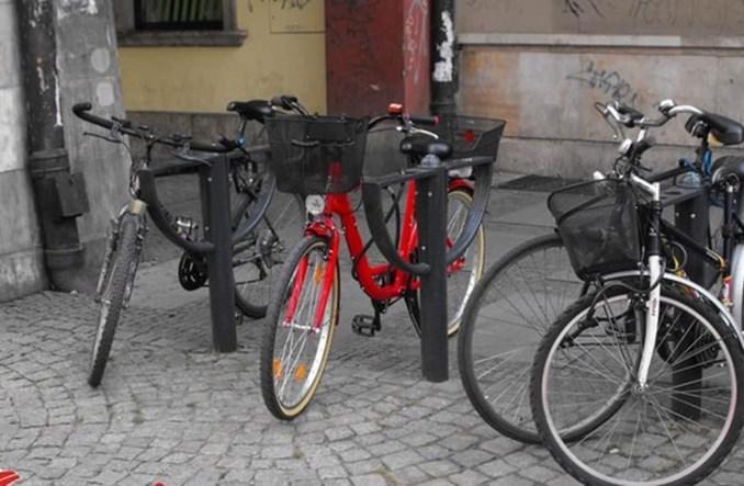 Wrocław stawia tysiąc stojaków rowerowych