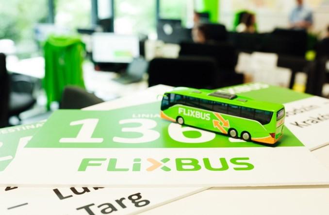 Flixbus otwiera sprzedaż na wiosnę i lato. Autobusy do Białowieży, ekspansja na Maroko