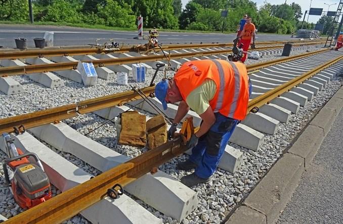 Poznań: W tym roku sporo remontów tramwajowych. Najpierw część Trasy Kórnickiej