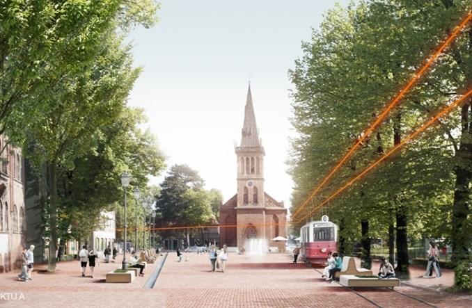 Gdańsk rewitalizuje dzielnice. Zmienią się Rynek Oruński i plac Wałowy