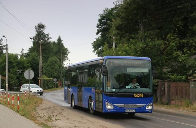 """Cały autobusowy WTP jest już niskopodłogowy. Łącznie z """"eLkami"""""""