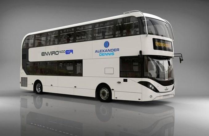 Irlandia. BAE Systems dostarczy napędy do 600 autobusów hybrydowych