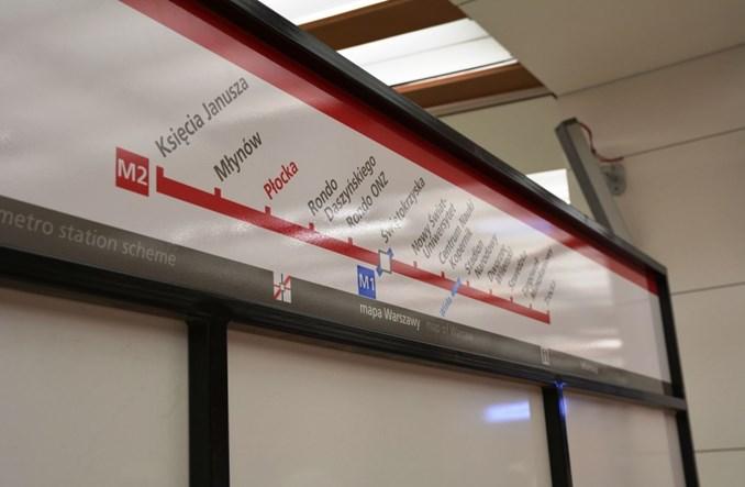 ZTM zaktualizuje informację w związku z przedłużeniem metra na Wolę