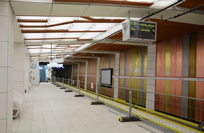 Metro na Wolę: Nowe stacje w odbiorach. Płocka robi wrażenie [zdjęcia]