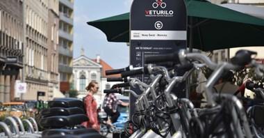Bez rowerów publicznych, limity u przewoźników prywatnych