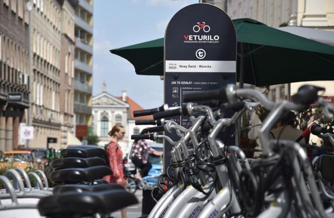 Warszawa na razie bez nowego Veturilo