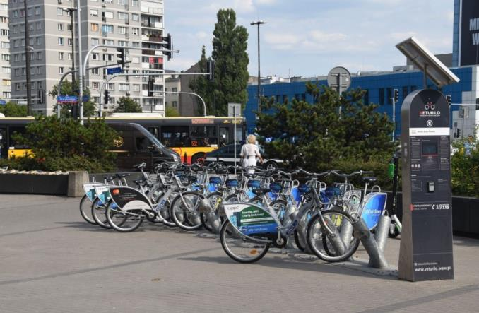 Mobilne Miasto wskazuje na kryzys bike sharingów