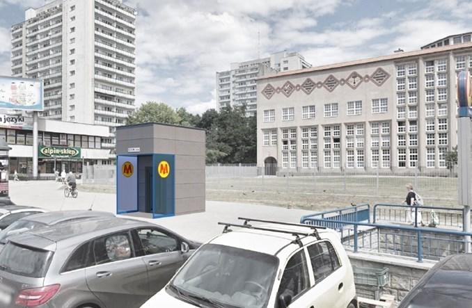 ZTM zaprojektuje dodatkowe windy na stacji Pole Mokotowskie [wizualizacje]