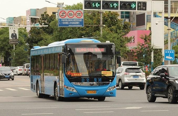 Polkowice: Yutong wygrywa przetarg na elektrobusy