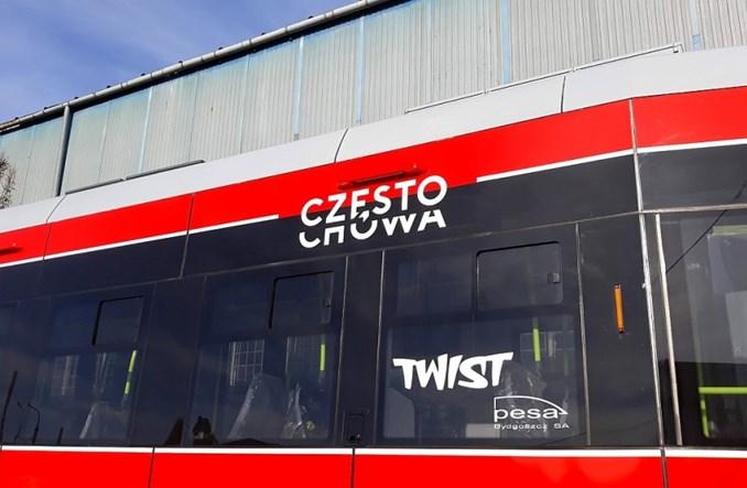 Pierwszy Twist II już w Częstochowie. Trwa homologacja i odbiór