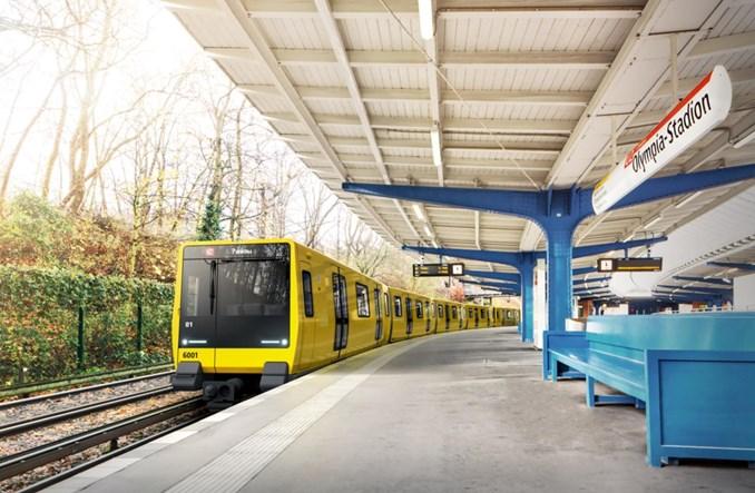 Stadler ostatecznie wygrywa przetarg na dostawy do 1500 wagonów metra dla Berlina [wizualizacje]
