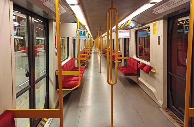 Wykorzystanie metra spada do rekordowo niskich poziomów. Zmiany w rozkładzie