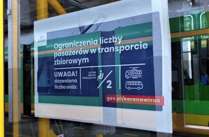 Poznań: Decyzje rządu o limitach w pojazdach oderwane od rzeczywistości