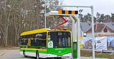PKA Gdynia z ofertami na infrastrukturę do ładowania elektrobusów