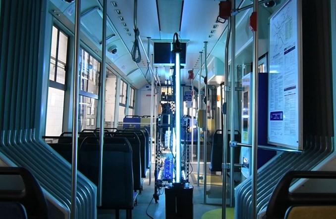 Kraków: Blisko 1 mln zł na walkę z koronawirusem w autobusach i tramwajach