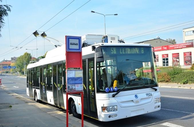 Radni Pragi zatwierdzili koncepcję wykorzystania paliw alternatywnych. Więcej trolejbusów