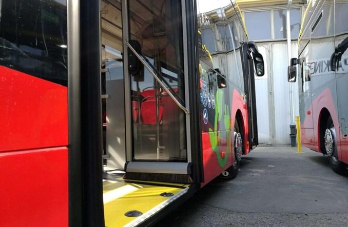 MPK Świdnica z dwoma elektrobusami od Volvo