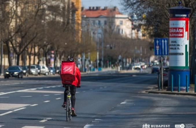 Koronawirus: Budapeszt stawia na rowery