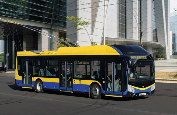 Czechy: Cieplice z nowymi trolejbusami