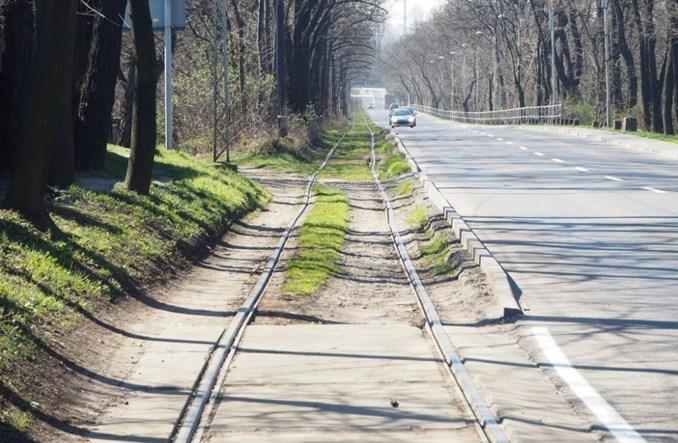 Rudzka Godula bez tramwaju. Startują prace na dziewiątce