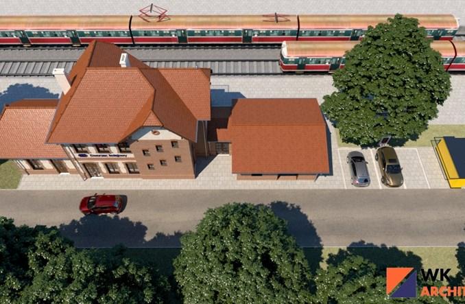 10 ofert na remont dworca Kołodziejewo [wizualizacje]