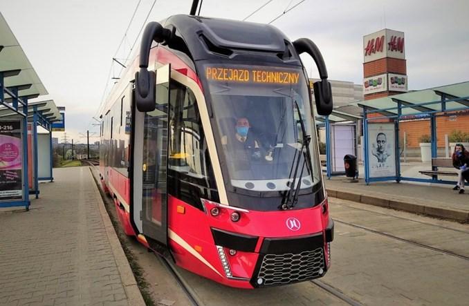 W kwietniu Tramwaje Śląskie chcą zakończyć odbiory dwóch pierwszych Moderusów (zdjęcia)