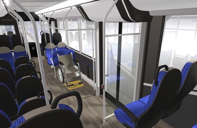 Solaris rozszerza ofertę elektrobusów o pojazdy międzymiastowe [wizualizacje]