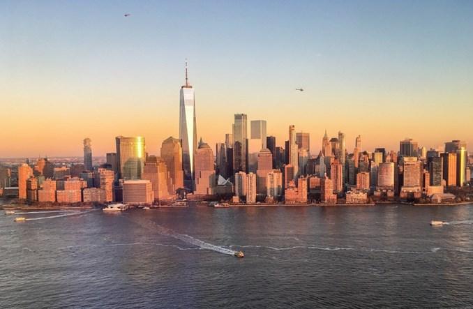 Nowy Jork zyska 160 km otwartych ulic dla pieszych i rowerzystów