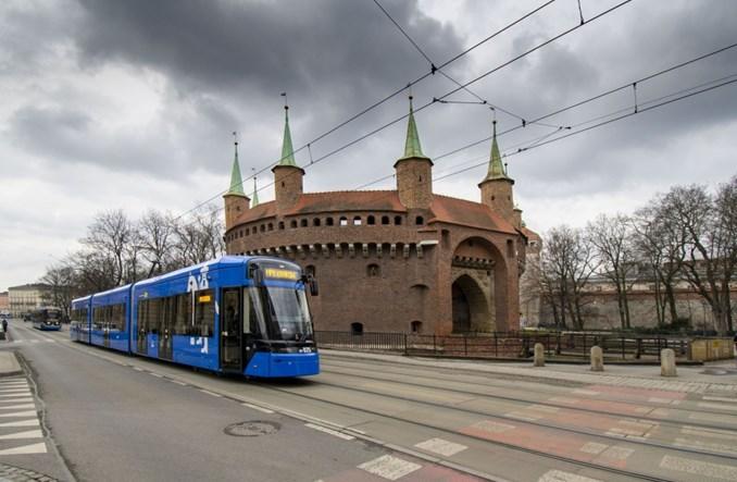Stadler dostarczy kolejne tramwaje do Krakowa