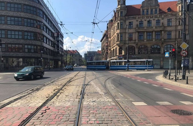 MPK Wrocław wybrał firmy do konserwacji torowiska