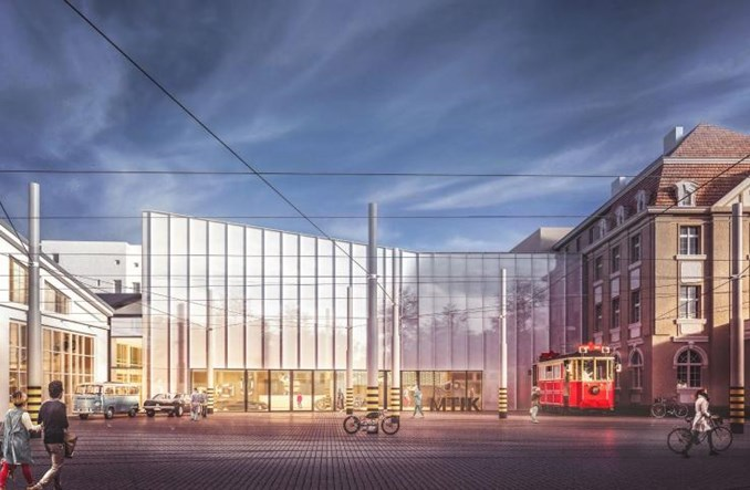 Szczecin wybrał wykonawcę przebudowy Muzeum Techniki i Komunikacji