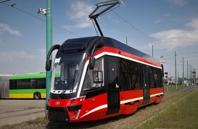 Dwukierunkowy Moderus dla Tramwajów Śląskich przeszedł testy homologacyjne [zdjęcia]