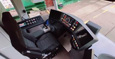 Tramwaje Warszawskie testowały kabinę Hyundaia
