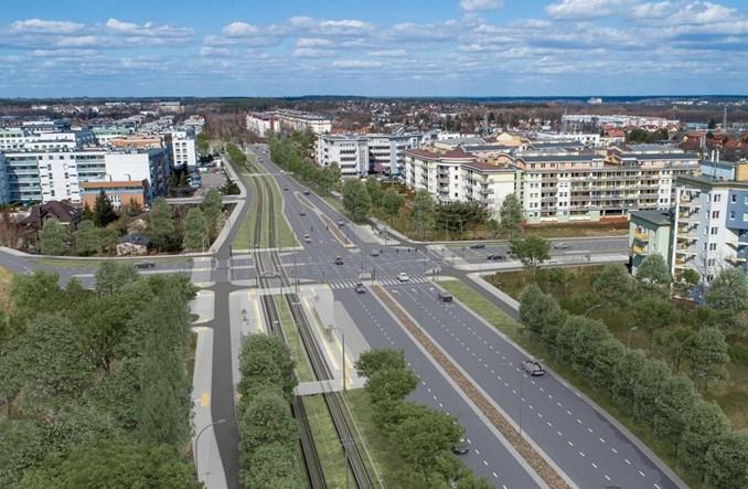 Poznań nazwał przystanki na nowej trasie tramwajowej na Naramowice [mapa etapów]