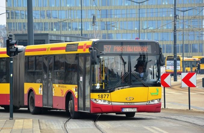 MPK-Łódź z ofertą na serwisowanie starych Solarisów