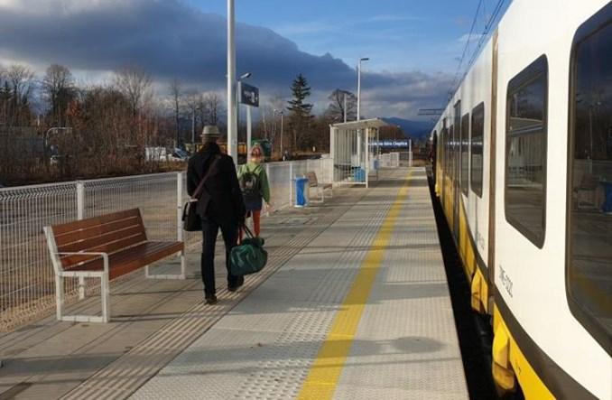 Jelenia Góra buduje dojścia do przystanku kolejowego Przemysłowa