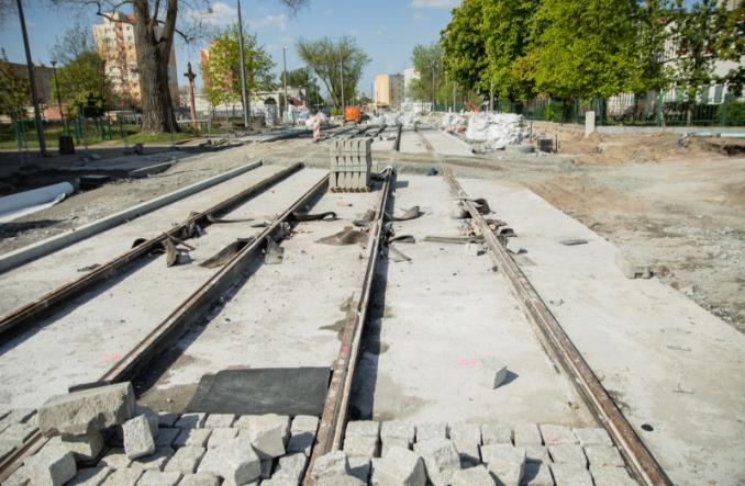 Gdańsk: Tramwaj na Stogi w przebudowie. Wróci przed wakacjami