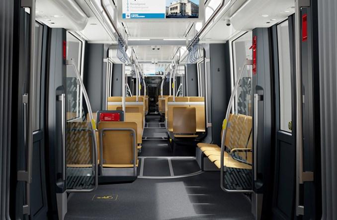 Wiedeń: Nowy tramwaj Bombardiera dla Badner Bahn w 2021 r.