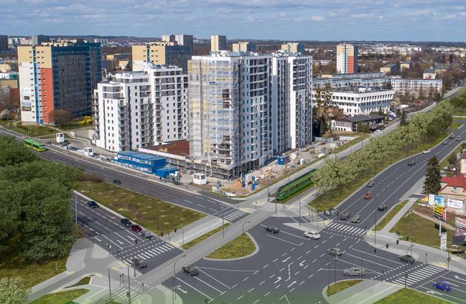 Poznań: Ruszają zasadnicze prace przy budowie tramwaju na Naramowice